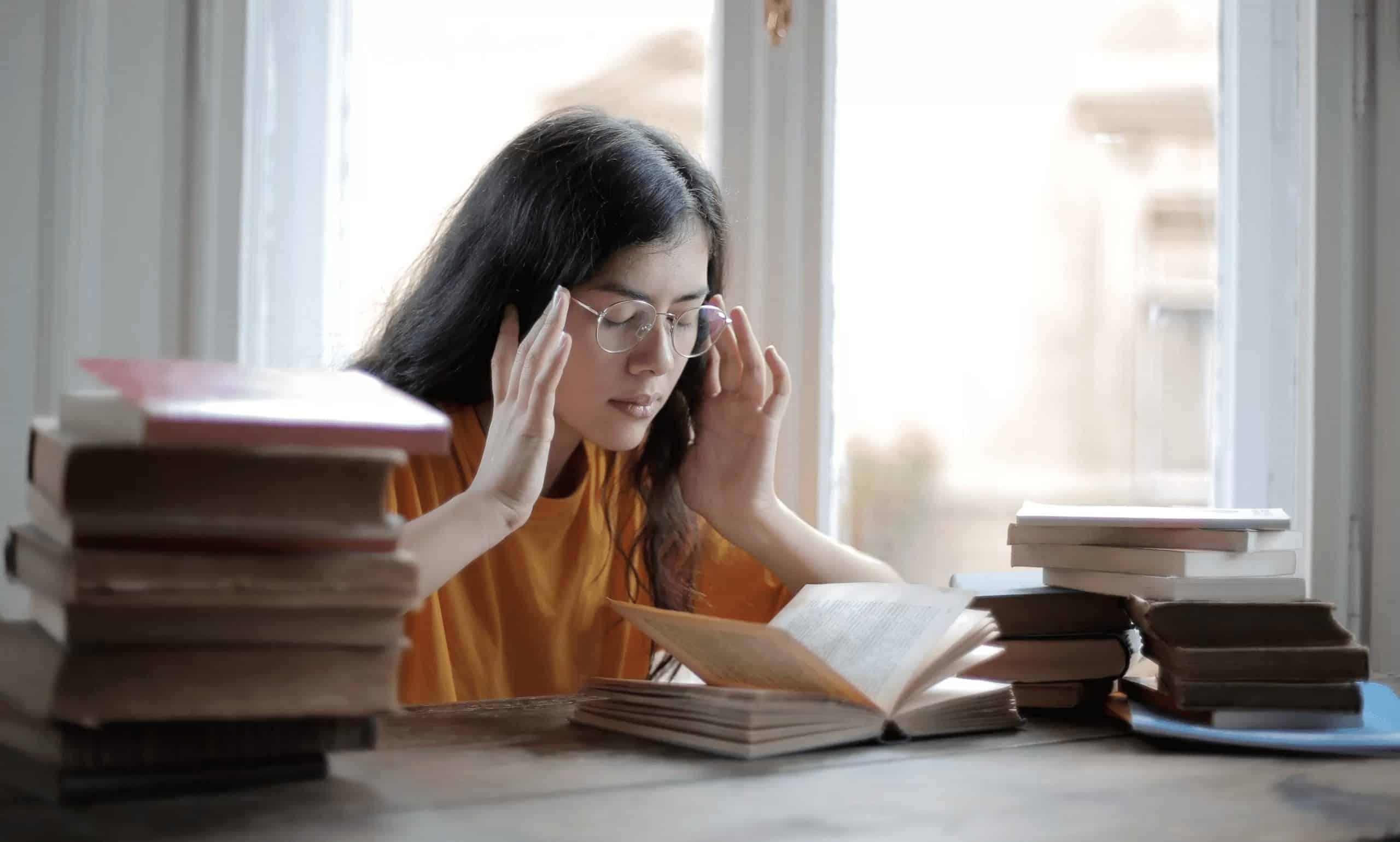 Como conseguir concentrarte para aprobar un examen